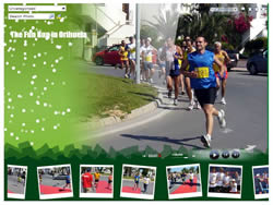 Fun Run in Orihuela Costa